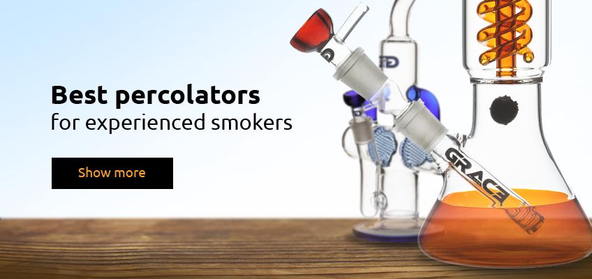 Best percolators & Buy Cheap Water Bongs Cheap Glass Pipes Online | Smoke-Nut.com